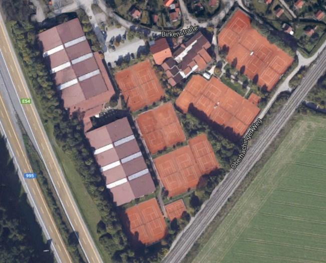 Tennis Allwetteranlage – Sport Raschke