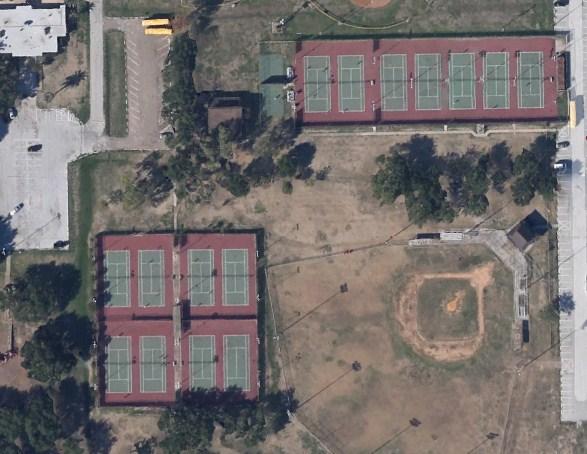 Harry Taylor Tennis Center