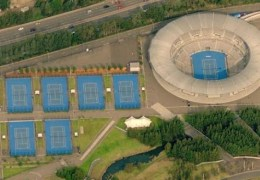 Olympic Park Tennis Centre (Sydney International)
