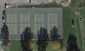 Central Park Tennis Courts