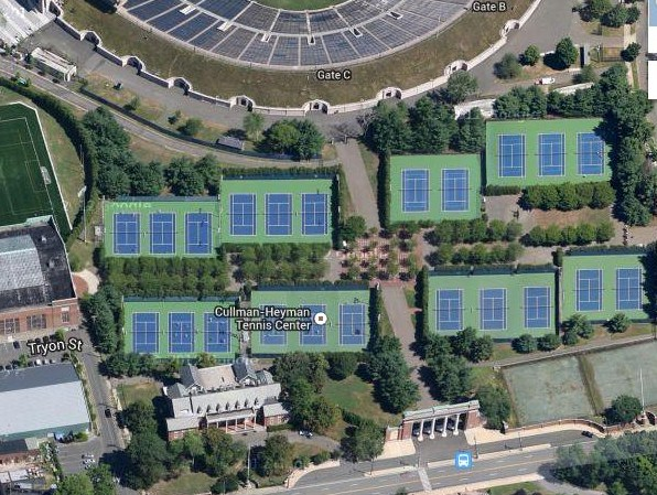 Cullman-Heyman Tennis Center