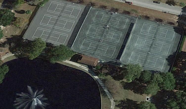 Daffin Park Tennis Courts