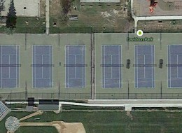 Tom and Shirley Davidson Tennis Complex