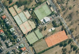 Domain Tennis Centre Hobart