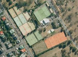 Domain Tennis Centre Hobart
