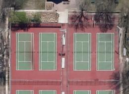 McKennan Park Tennis Courts