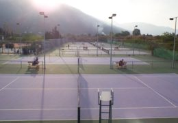 MVS Tennis Systems Hotel