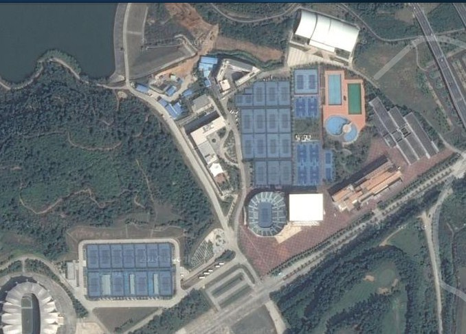 SHENZHEN LONGGANG SPORTS CENTER – Shenzhen Open