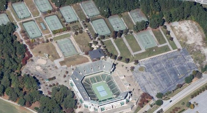 stone mountain tennis center tennis courts map directory. Black Bedroom Furniture Sets. Home Design Ideas