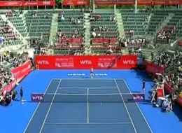 VICTORIA PARK TENNIS STADIUM ( Hong Kong Tennis Open )