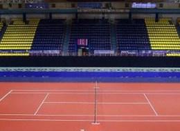 Dom Sportova. PBZ ZAGREB INDOORS