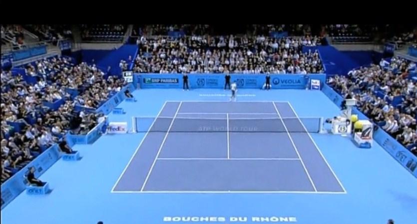 Palais des Sports de Marseille. Open 13