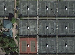Frank Veltri Tennis Center at Plantation Central Park