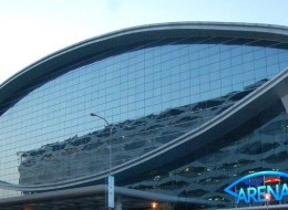 MALL OF ASIA ARENA ( Philippine Mavericks Home IPTL)