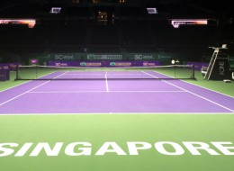 Singapore Indoor Stadium ( OUE Singapore Slammers home IPTL)