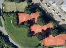 Fagerheimen Tennisklubb. Oslo, Norway