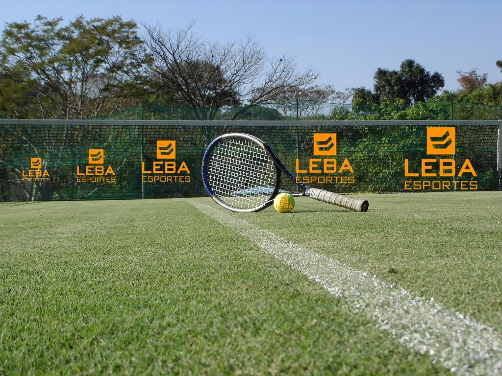 ÚNICA DO ESTADO DE SÃO PAULO – QUADRA DE GRAMA NATURAL LEBA Esportes. Brasil