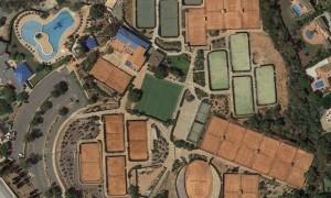 Tennis Centre at La Manga Club