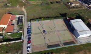 ΟΜΙΛΟΣ ΑΝΤΙΣΦΑΙΡΙΣΗΣ ΚΟΡΩΠΙΟΥ (Koropi Tennis Club)
