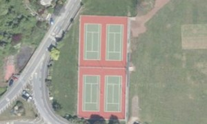 Coronation Park Tennis Courts