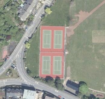 Coronation Park Tennis Courts