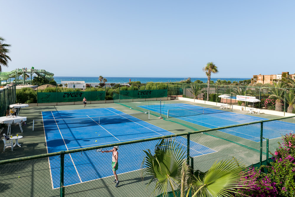 Lyttos Beach Hotel – tennis