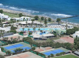Lyttos Beach Hotel – tennis