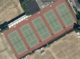 The Spencer Lawn Tennis Club