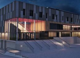 Kraljevo Sports Center