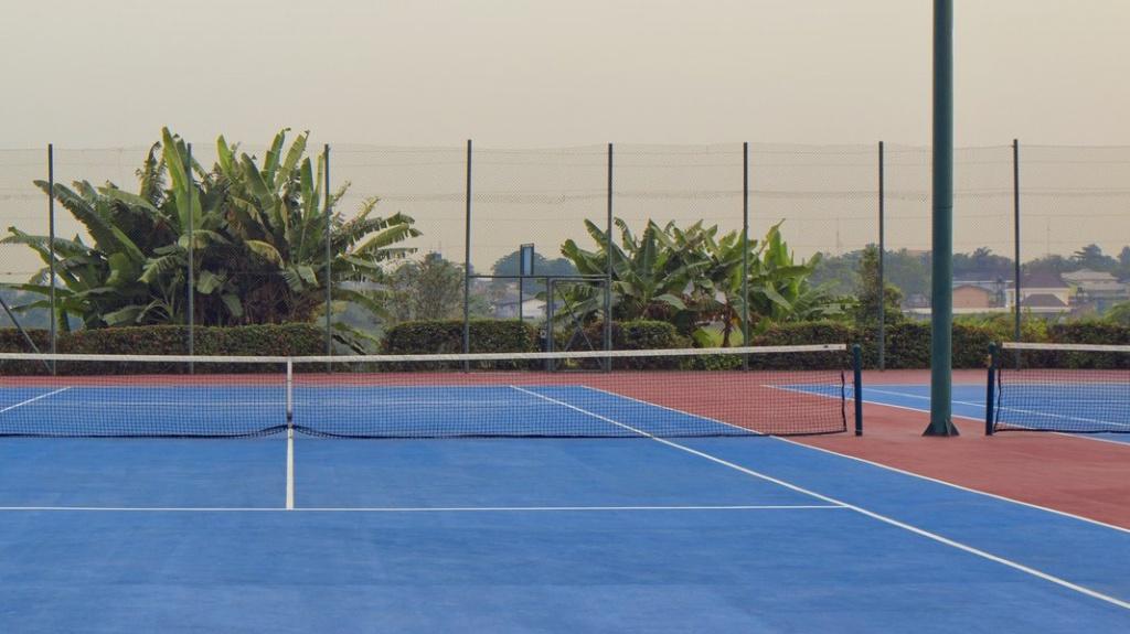 Sheraton Lagos. Tennis Courts