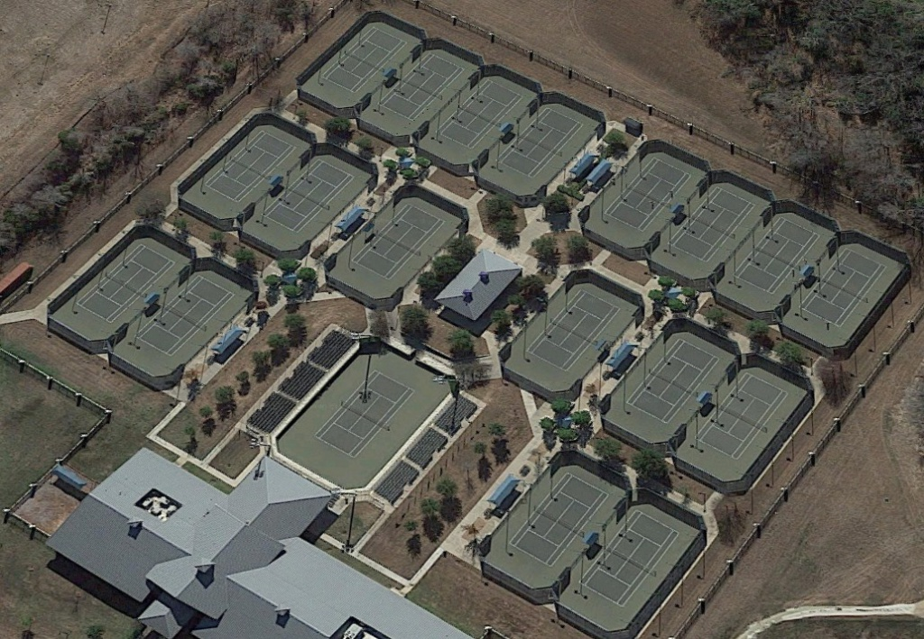 Waco Regional Tennis Center