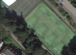 Bournemouth Gardens Tennis Centre