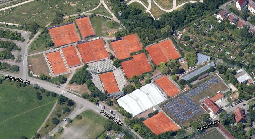 Tennisclub Weissenhof Tennis Courts Map Directory