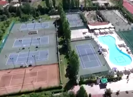 National Sport Park ( Albania, tennis)