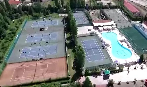 National Sport Park ( Albania, tennis)