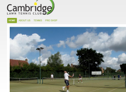 Cambridge Lawn Tennis Club