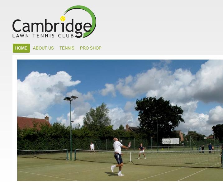 Cambridge Lawn Tennis Club