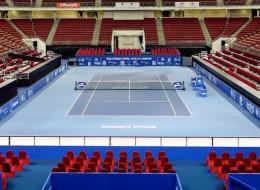 Putra Stadium, Kuala Lumpur ( Malaysian Open )