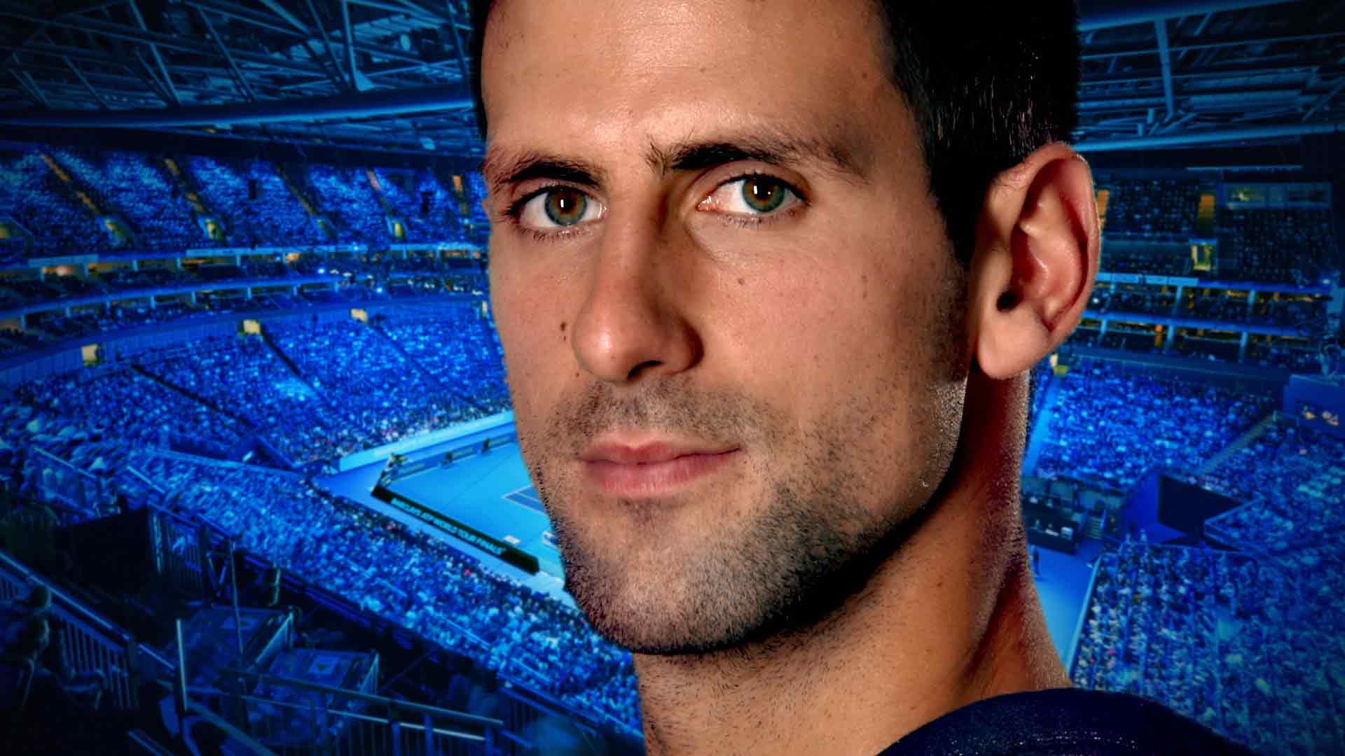 Novak Djokovic 2015 Barclays Atp World Tour Finals Profile Tennis