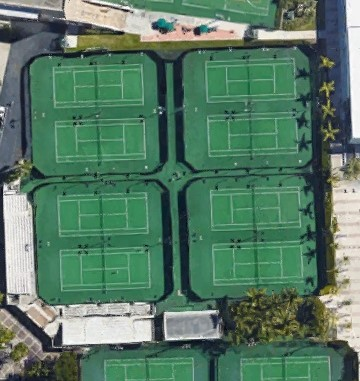 University of Miami Tennis Center