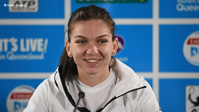 Halep On Learning To Let Go
