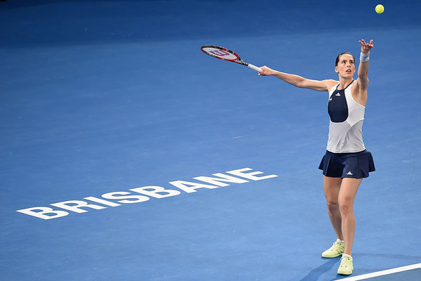 Petkovic's Fairytale In New York