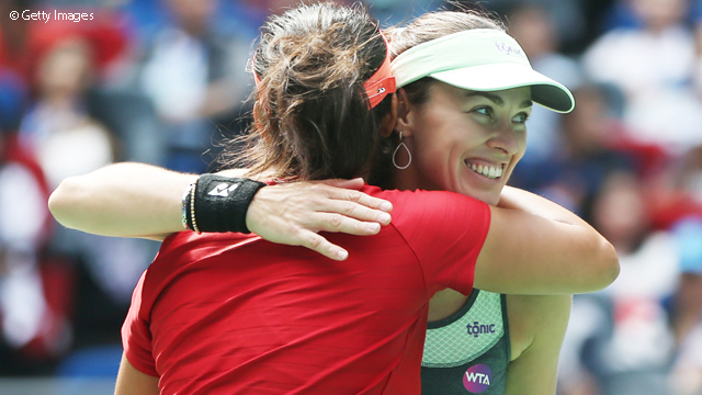 Hingis & Mirza Win 25th Match In A Row