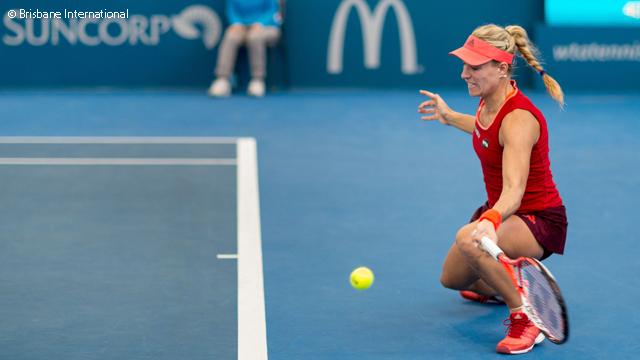 Brisbane Final Preview: Angie Vs Vika