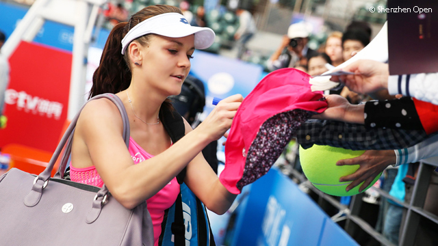 Why Australia Could Be Radwanska's First