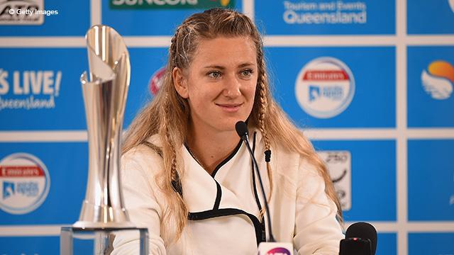 Champion's Corner: Victoria Azarenka