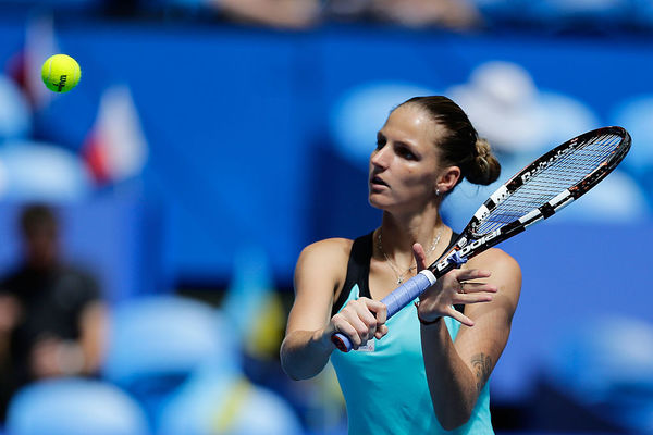 WTA Stars On Balancing Rest And Rust