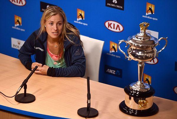 Champion's Corner: Angelique Kerber