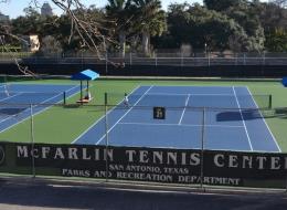 McFarlin Tennis Center
