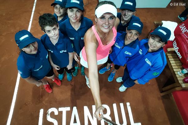 Buyukakcay Keeps Istanbul Dream Alive